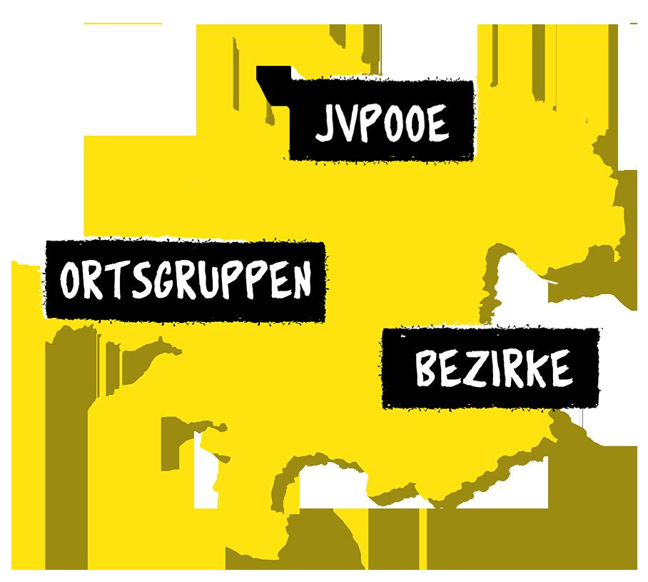 JVP Struktur